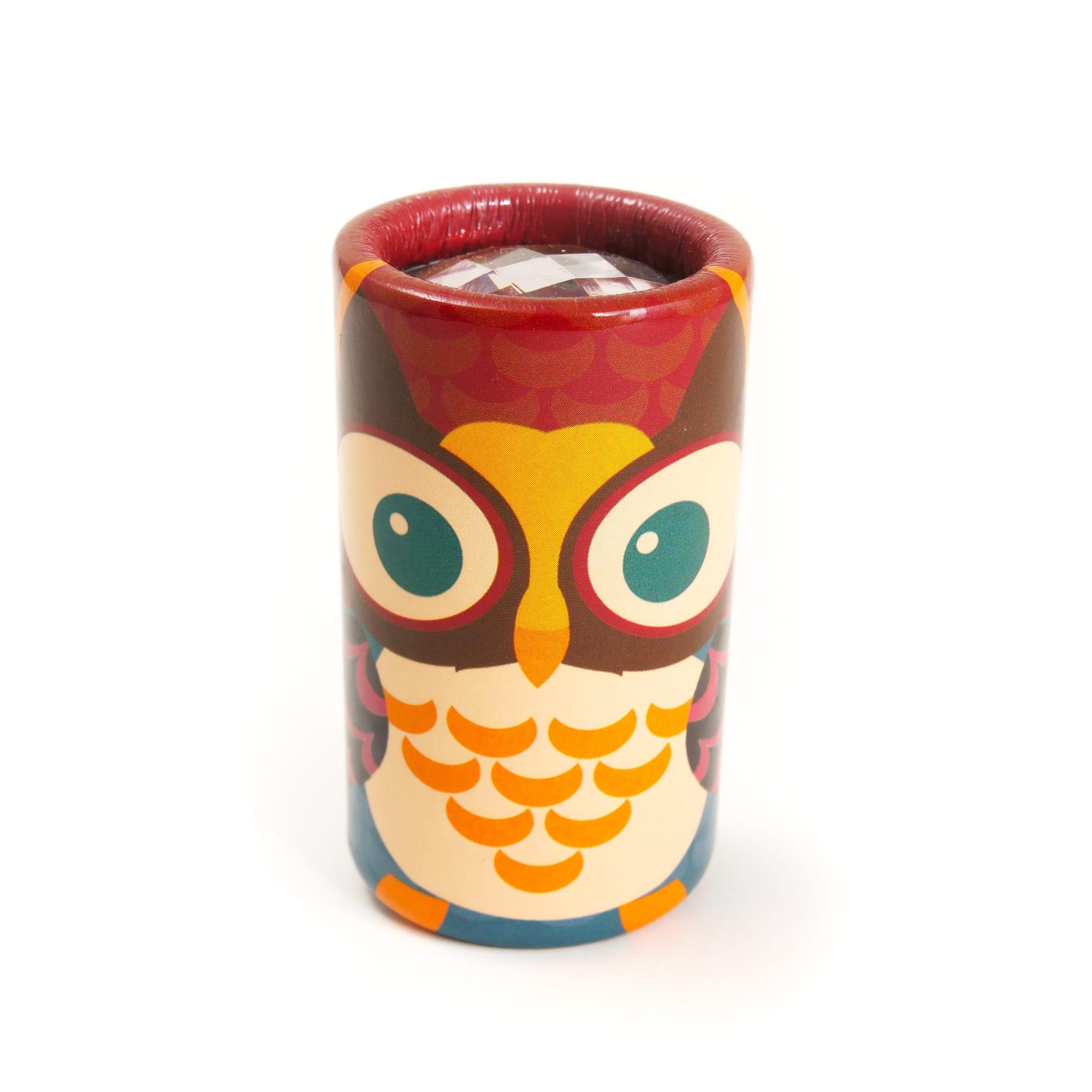 Kal Owl Doscope Mini Kaleidoscope House Of Marbles