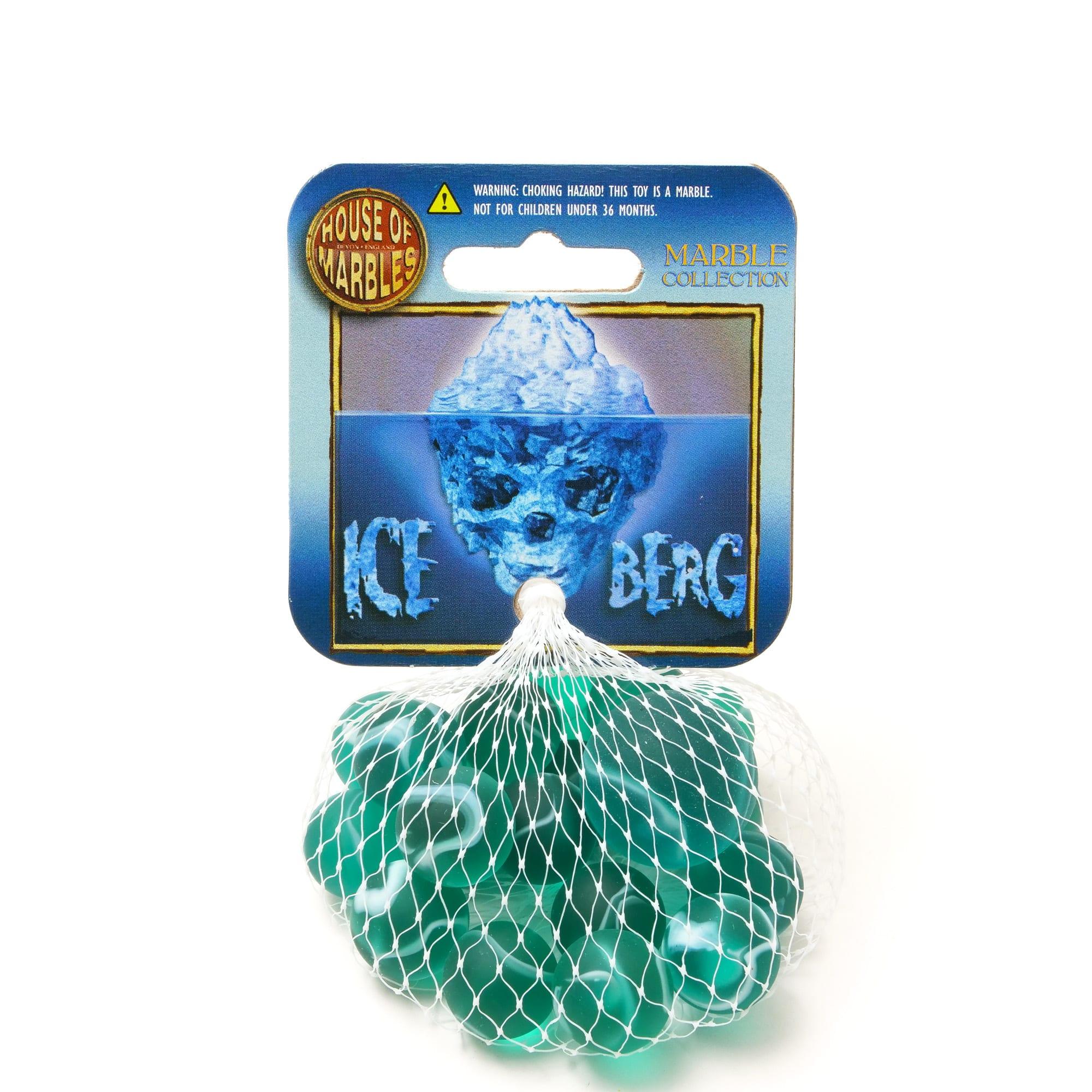 Net Bag Of Iceberg Marbles House Of Marbles